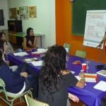 Taller de formación para voluntariado y estudiantes en prácticas